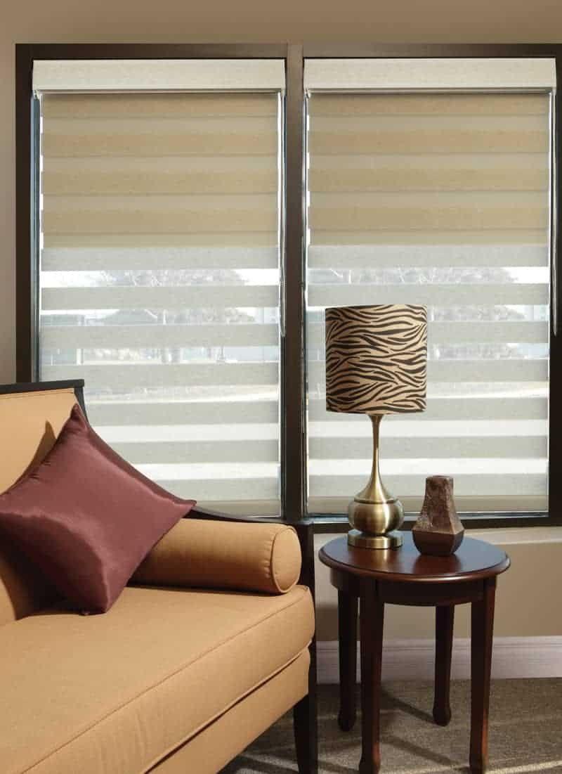 Blackout Opera Zebra Blind Zebra Blinds Prix Blind Depot