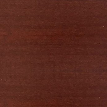 mahogany color wooden horizontal blind