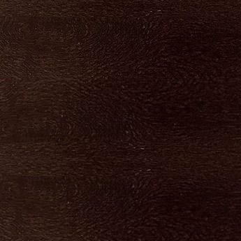 espresso color wooden horizontal blind