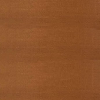 caramel color wooden horizontal blind