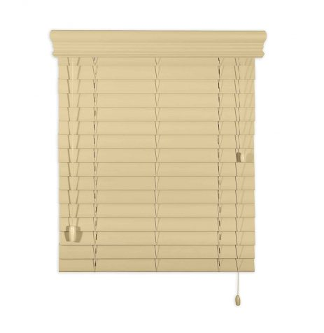 2″ FAUX WOOD Horizontal Blind