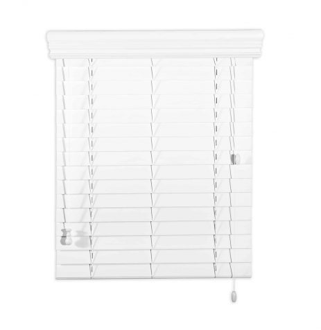 2″ TEXTURED FAUX WOOD Horizontal Blind