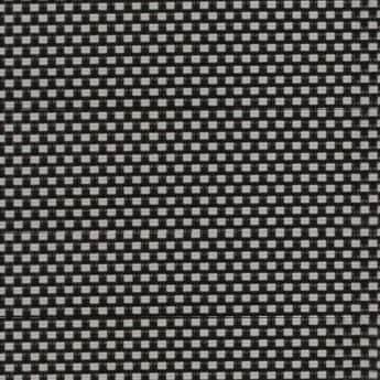 charcoal solar shade fabric